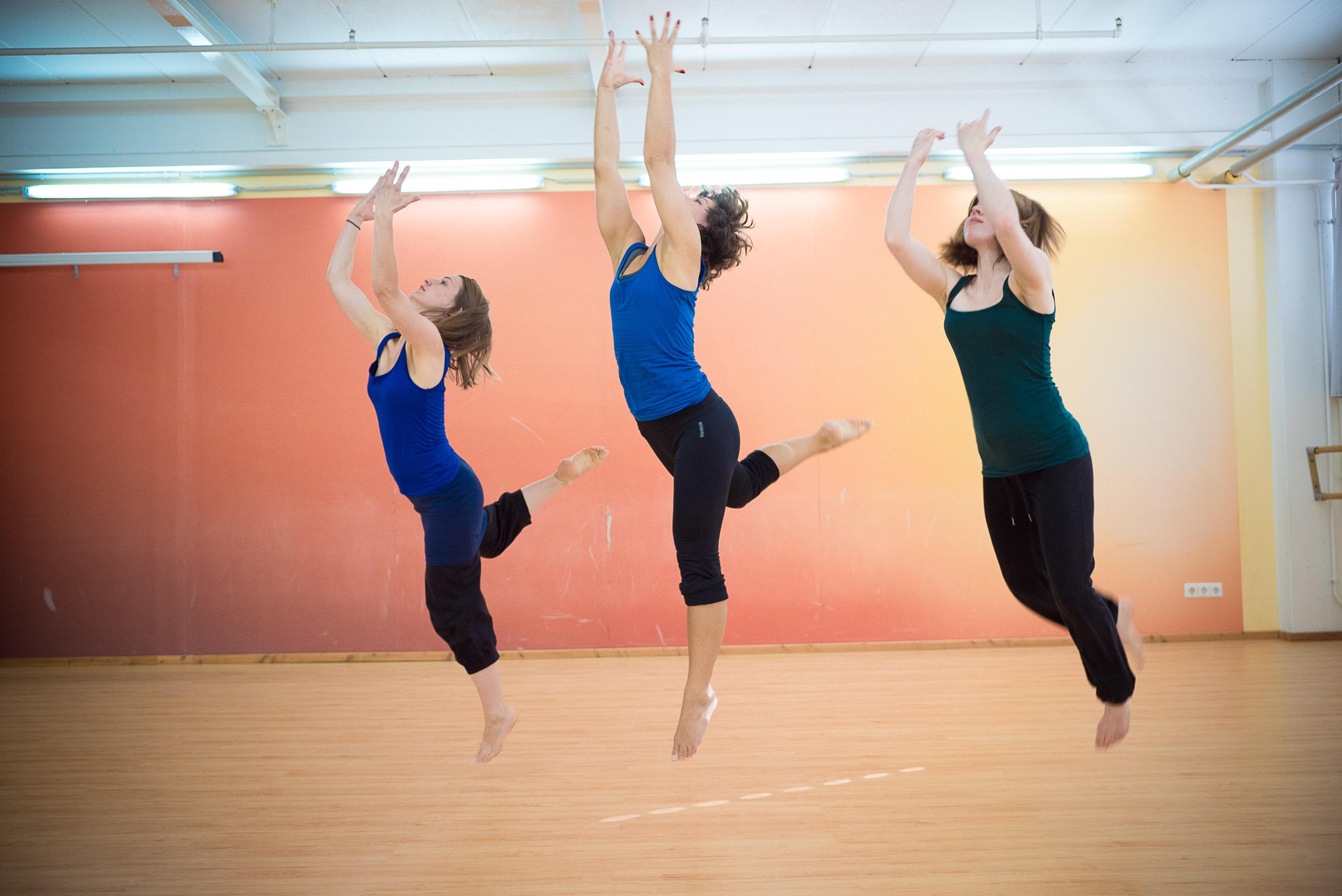 Fortbildung Dance&Praise® - Dance & Praise